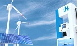 2021年中国氢能源行业氢气制取上市公司市场竞争格局分析 三大方面进行全方位对比