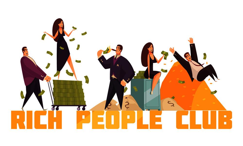 美國人喜歡億萬富翁,卻痛恨億萬富翁群體,為什么?