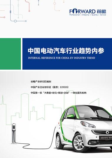 中国电动汽车行业高层决策内参
