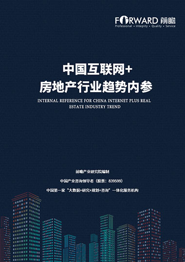 互联网+房地产行业高层决策内参