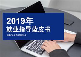 2019年就业指导蓝皮书