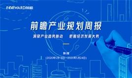 前瞻产业规划周报(第6期)