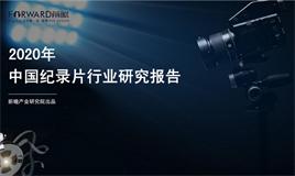 2020年中国纪录片行业研究报告