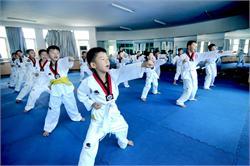 2016年深圳市跆拳道培训机构排名